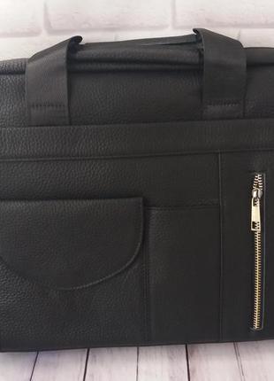Кожаный портфель мужской из натуральной кожи шкіряний чоловічий