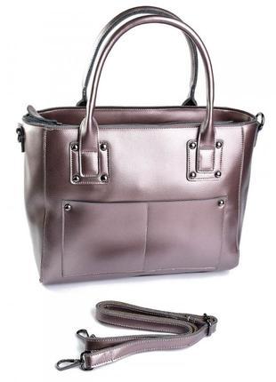 Женская кожаная сумка из натуральной кожи шкіряна жіноча