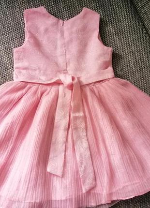 Платье глория джинс на 4 года