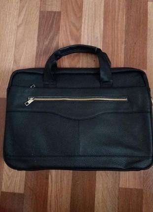 Мужская сумка а4 мужской портфель из натуральной кожа кожаный ...