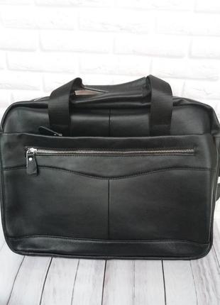 Портфель из натуральной кожи мужской кожаный сумка а4 кожаная ...
