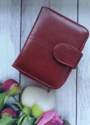 Женский кошелек маленький небольшой жіночий гаманець