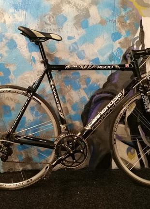 Велосипед Cannondale R600 шосейний