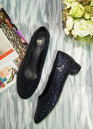 🌿бесплатная доставка 🌿35🌿h&m. нарядные фирменные туфли