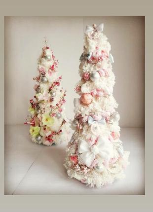 Ёлочка handmade,подарки на новый год,декор, сыночку,нежная для...