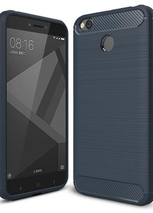 Чехол для телефона xiaomi модели redmi 5. синий. выбор цветов