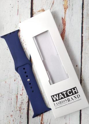 Ремешок браслет на apple watch, 38 / 40  мм midnight blue