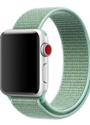 Ремешок  sport loop для apple watch 38 мм 1 / 2 / 3 / 4 series...
