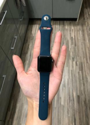 Браслет для часов apple watch 42 / 44 mm, очень красивый цвет ...
