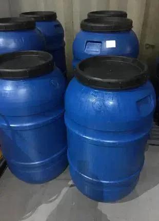 Бочки пластиковые пищевые купить Емкость для жидкости...