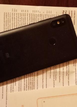 Продам телефон Xiaomi Redmi Note 5 4/64