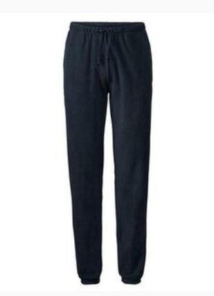 Флисовые спортивные штаны от костюма livergy