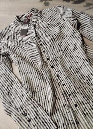 Удлинённая рубашка туника firetrap полоска