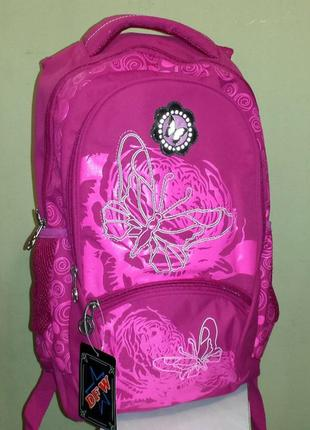 Рюкзак для девочки butterfly-2