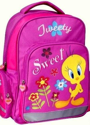 Ортопедический школьный рюкзак для девочки tw05814