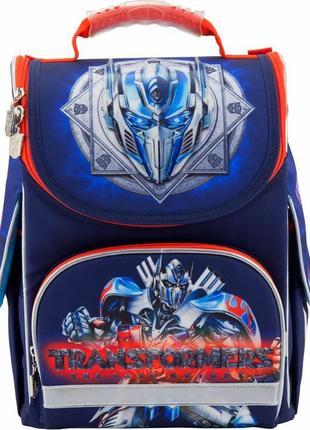 Рюкзак школьный каркасный kite transformers tf18-501s-2