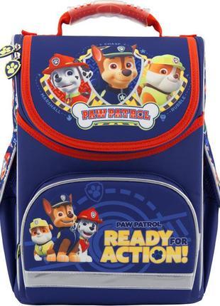 Paw18-501s рюкзак школьный каркасный kite paw patrol