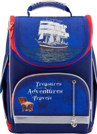 """Рюкзак школьный """"трансформер"""" kite sea adventure k18-500s-2"""