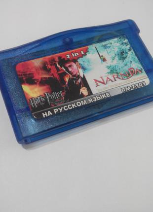 Игровой картридж для GAME BOY ADVANCE GB 2 in 1 Chronicles of ...