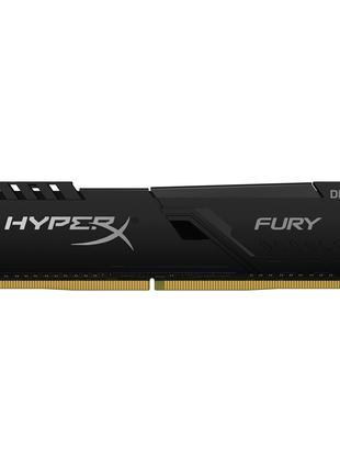 DDR4 16GB/2400 Kingston HyperX Fury Black (HX424C15FB4/16)