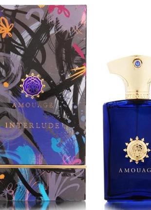 Парфюмированная вода Amouage Interlude for Man для мужчин - ed...