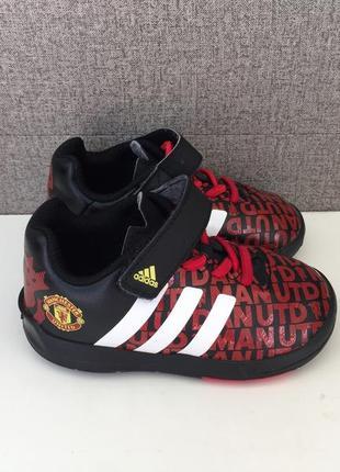 Дитячі кросівки adidas manchester united детские кроссовки