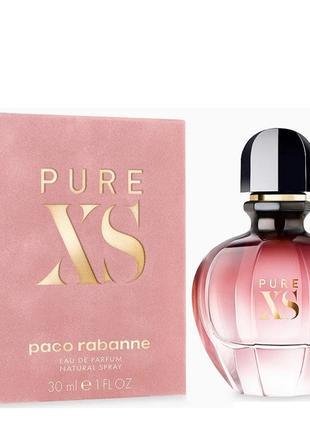 Парфюмированная вода Paco Rabanne Pure XS For Her для женщин -...