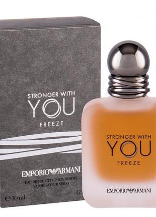 Туалетная вода Giorgio Armani Emporio Armani Stronger With You...
