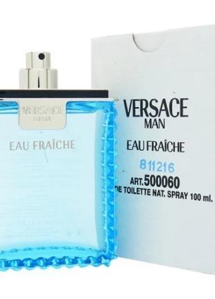 Туалетная вода Versace Man Eau Fraiche для мужчин - edt 100 ml...