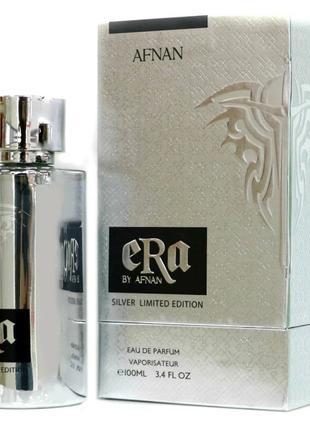 Парфюмированная вода Afnan Era Silver Limited Edition для мужч...