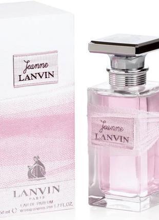 Парфюмированная вода Lanvin Jeanne Lanvin для женщин - edp 50 ...