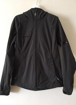 Жіноча куртка mammut gore-tex женская куртка ветровка
