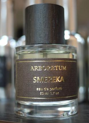 Парфюмированная вода Arboretum Smereka для мужчин и женщин - e...
