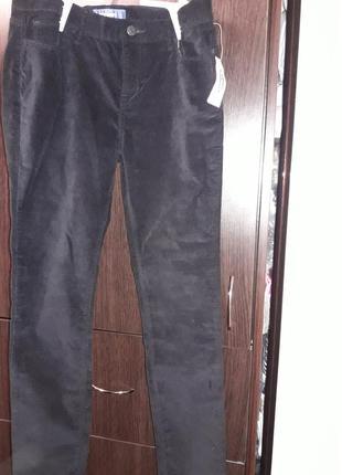 Велюровые джинсы old navy. оригинал. сша. подростковый 16 взро...