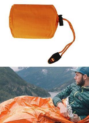 Спасательный термококон PE 91x210см Travel Extreme