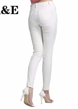 Стрейчевые зауженные брюки, женские штаны/брюки/джинсы/скинни ...