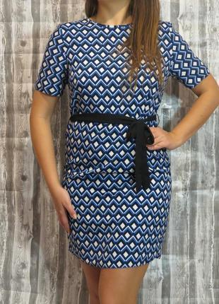 Платье прямого кроя размер 46 большой выбор одежды по доступны...