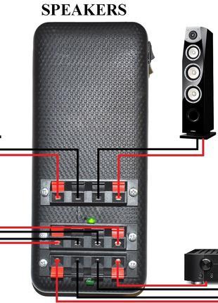 Устройство для сравнения аудиотехники