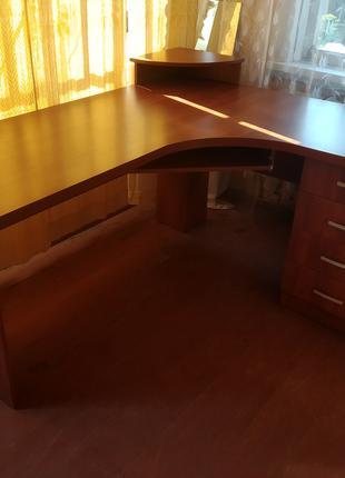 Стол офисный 160 на 140