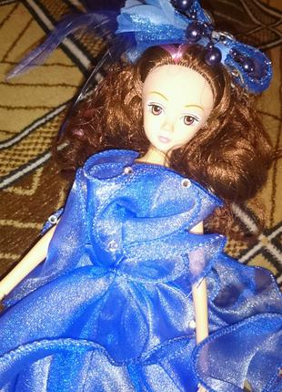 Шарнирная аниме куколка