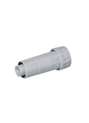 Муфта труба-гибкая труба IP65 50-40мм Elettrocanali ECGS50 сер...