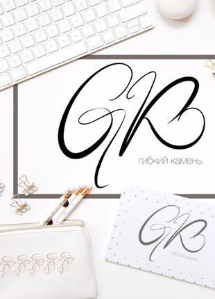 Разработка логотипа для вашего бренда с нуля