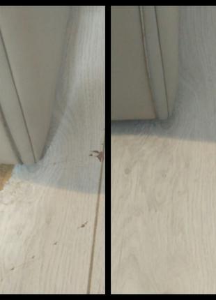 Мелкий ремонт \ реставрация повреждений интерьера (пола, двере...