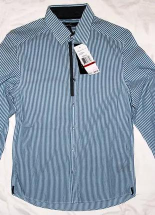 Фирменная мужская рубашка KENNETH COLE (XS) - новая - Оригинал из