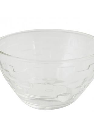 "Салатник стекло ""Лабиринт"" 11 см V300 мл 07с1323 / 0061 / Гале..."