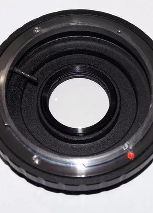 Canon FD - MA Sony Alpha AF Minolta - адаптер переходник