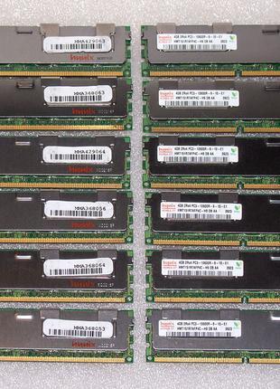 Серверная память DDR3 4Gb 8Gb 10600R 12800R 1333 1600 MHz ECC Reg