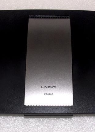 WiFi роутер Linksys EA6700 AC1750 2.4/5GHz Gigabit USB 3.0