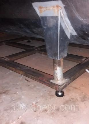 Весы под танк-охладитель молока, весовое устройство для охладител