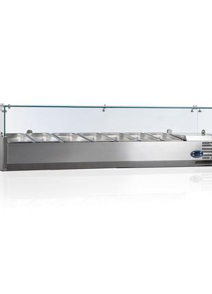 Холодильная витрина TEFCOLD VK38-160